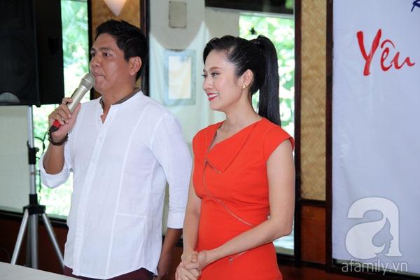 Vợ chồng Thanh Thúy... bán nhà làm phim 6