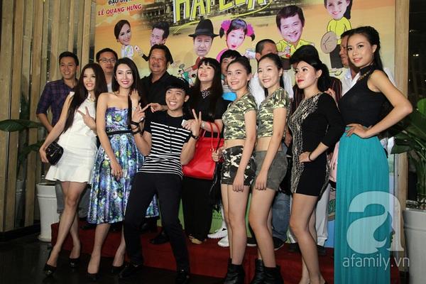 """Trấn Thành, Phương Mỹ Chi háo hức ngày ra mắt phim """"Hai Lúa"""" 11"""