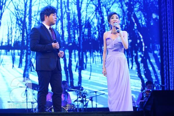 """Quang Lê song ca cùng Phương Mỹ Chi khiến khán giả """"phát cuồng"""" 8"""