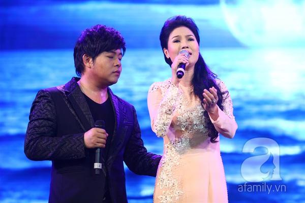 """Quang Lê song ca cùng Phương Mỹ Chi khiến khán giả """"phát cuồng"""" 10"""