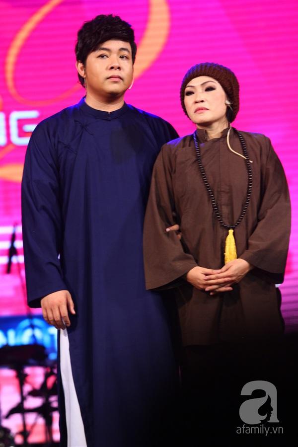 """Quang Lê song ca cùng Phương Mỹ Chi khiến khán giả """"phát cuồng"""" 18"""