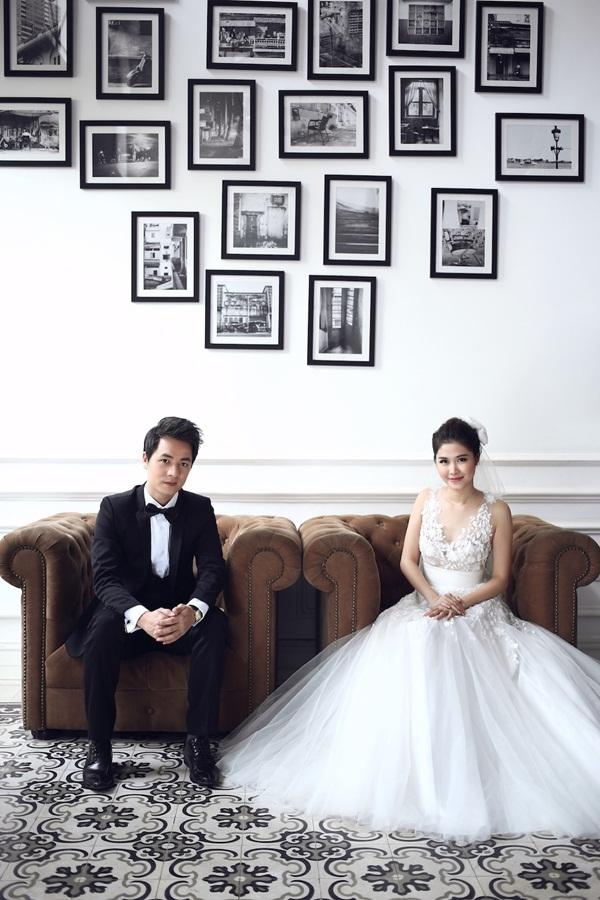 Đăng Khôi tung ca khúc lãng mạn hát tặng vợ trong đám cưới 6