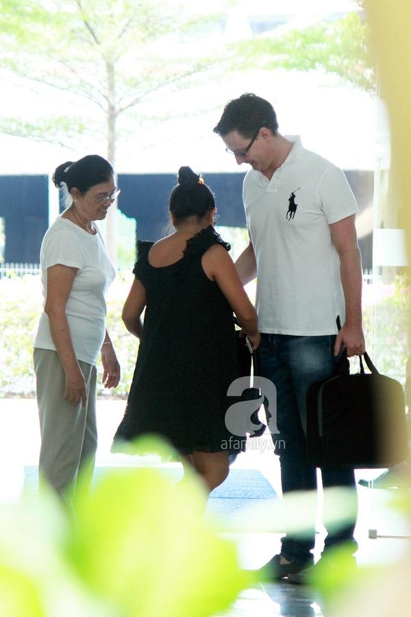Độc quyền: Đoan Trang lần đầu xuất hiện sau khi sinh 2