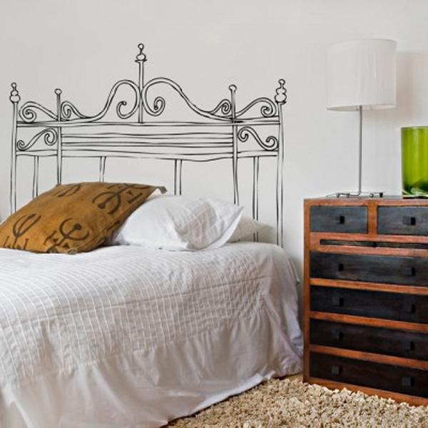 Trang trí nhà với những mẫu đề can dán tường tuyệt đẹp 16