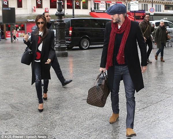 """Những bộ cánh thời trang """"đốn tim"""" phái đẹp của David Beckham  26"""
