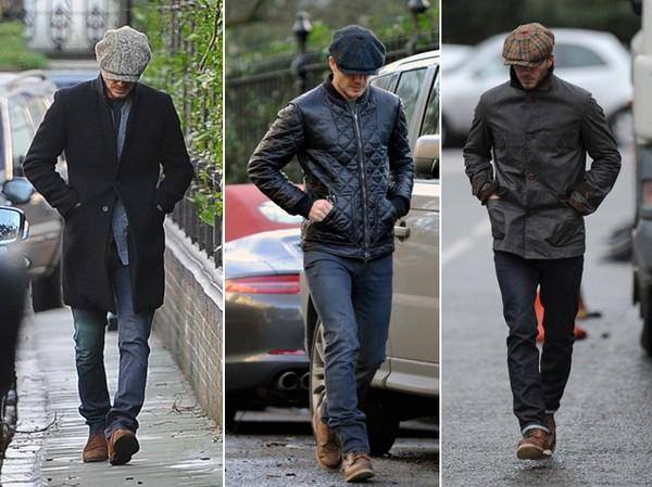 """Những bộ cánh thời trang """"đốn tim"""" phái đẹp của David Beckham  24"""