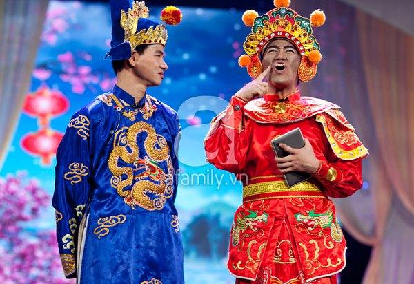 """Táo Kinh Tế mang """"Hoang mang style"""" lên thiên đình 5"""