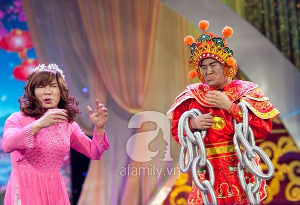 """Táo Kinh Tế mang """"Hoang mang style"""" lên thiên đình 8"""
