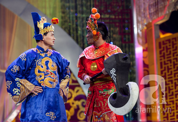 """Táo Kinh Tế mang """"Hoang mang style"""" lên thiên đình 9"""