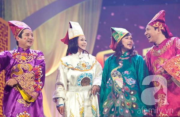 """Táo Kinh Tế mang """"Hoang mang style"""" lên thiên đình 13"""