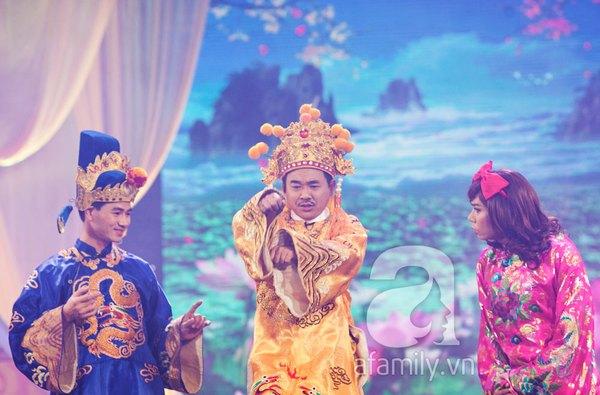 """Táo Kinh Tế mang """"Hoang mang style"""" lên thiên đình 20"""