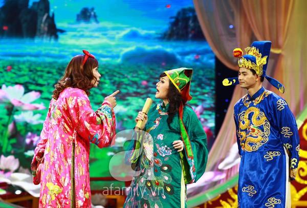 """Táo Kinh Tế mang """"Hoang mang style"""" lên thiên đình 25"""