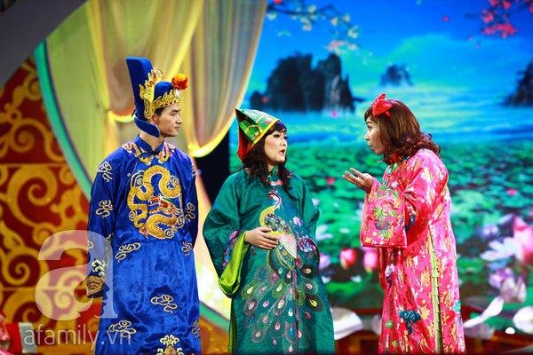 """Táo Kinh Tế mang """"Hoang mang style"""" lên thiên đình 27"""