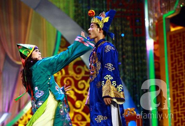 """Táo Kinh Tế mang """"Hoang mang style"""" lên thiên đình 29"""