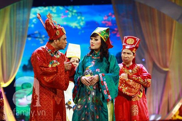 """Táo Kinh Tế mang """"Hoang mang style"""" lên thiên đình 35"""