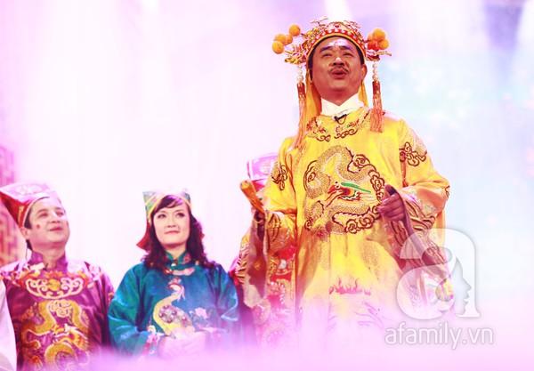 """Táo Kinh Tế mang """"Hoang mang style"""" lên thiên đình 36"""
