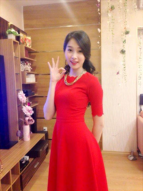 """Hoa hậu Việt Nam Đặng Thu Thảo khoe ảnh """"xì tin"""" 1"""