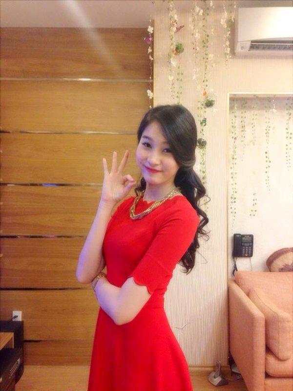 """Hoa hậu Việt Nam Đặng Thu Thảo khoe ảnh """"xì tin"""" 3"""