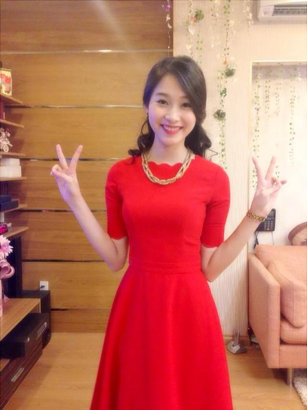 """Hoa hậu Việt Nam Đặng Thu Thảo khoe ảnh """"xì tin"""" 6"""
