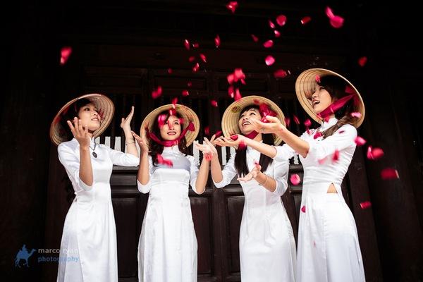 Phụ nữ Việt Nam trong mắt người nước ngoài 3