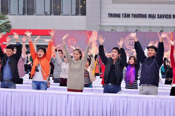Vua đầu bếp: Hà Nội khởi động đầy hào hứng 7