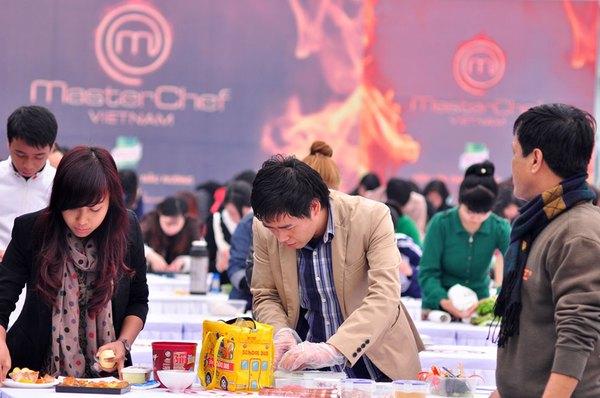 Vua đầu bếp: Hà Nội khởi động đầy hào hứng 3