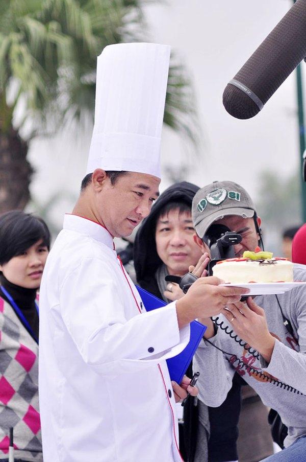 Vua đầu bếp: Hà Nội khởi động đầy hào hứng 4