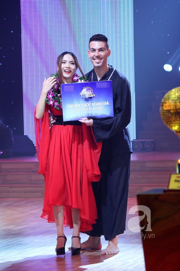 Yến Trang đăng quang Bước nhảy Hoàn Vũ 2013 4