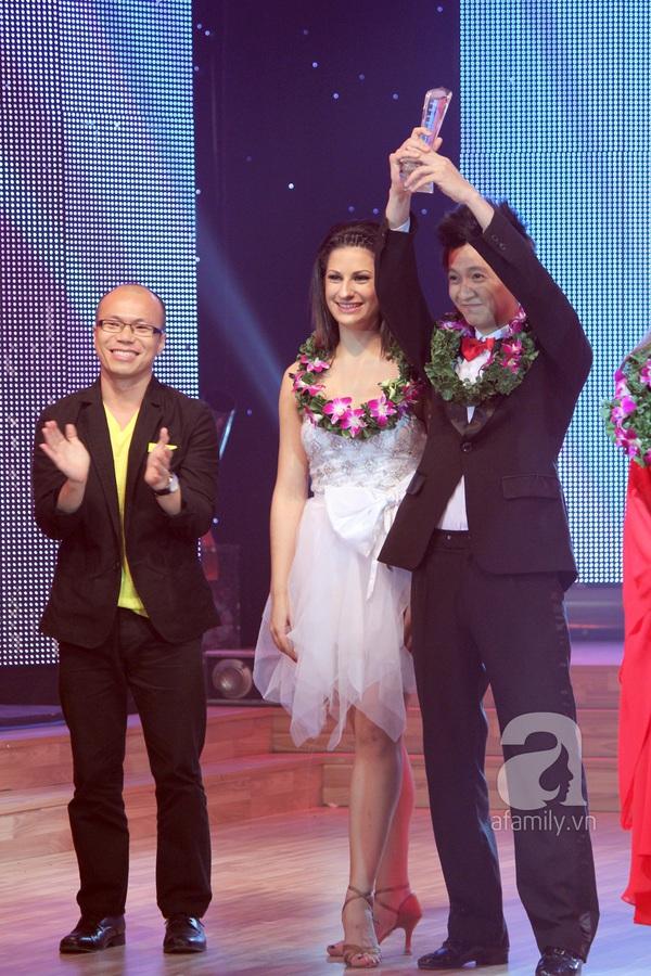 Yến Trang đăng quang Bước nhảy Hoàn Vũ 2013 9