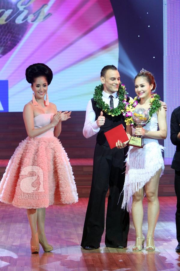 Yến Trang đăng quang Bước nhảy Hoàn Vũ 2013 6