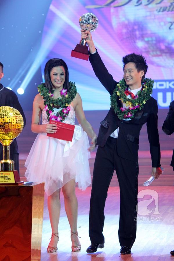 Yến Trang đăng quang Bước nhảy Hoàn Vũ 2013 5