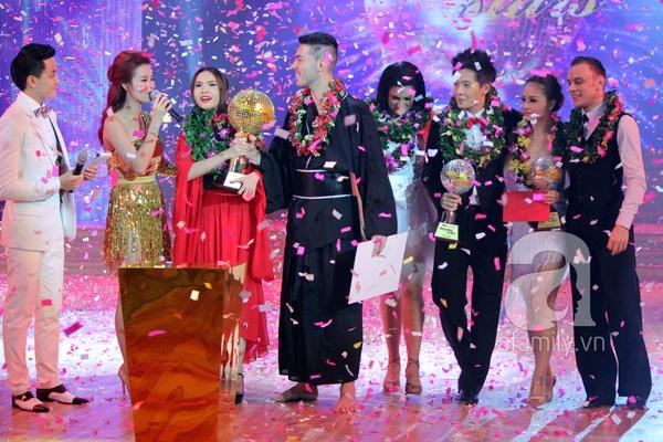 Yến Trang đăng quang Bước nhảy Hoàn Vũ 2013 3