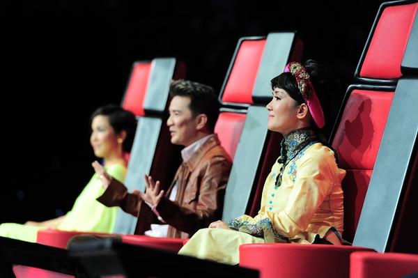 The Voice Đo ván tập cuối: Đàm Vĩnh Hưng tiếp tục hứa hẹn 5