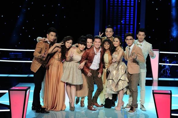 The Voice Đo ván tập cuối: Đàm Vĩnh Hưng tiếp tục hứa hẹn 2