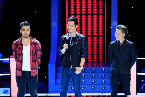 The Voice Đo ván tập cuối: Đàm Vĩnh Hưng tiếp tục hứa hẹn 6