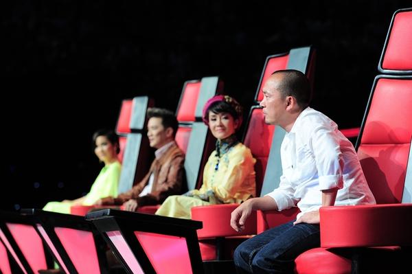 The Voice Đo ván tập cuối: Đàm Vĩnh Hưng tiếp tục hứa hẹn 4