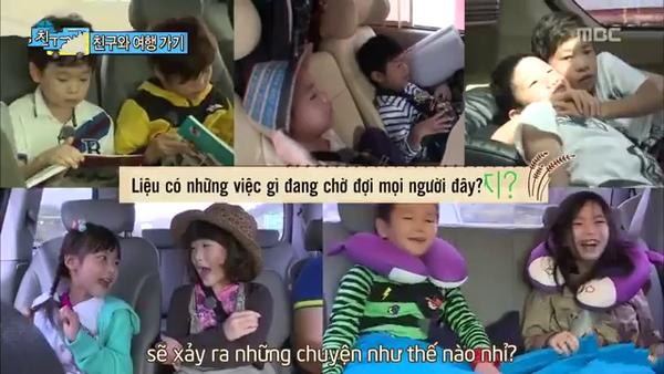 """""""Bố ơi mình đi đâu thế?"""" tập 38: Hoo """"bơ toàn tập"""" với Ji Ah 1"""