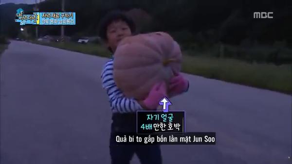 """""""Bố ơi mình đi đâu thế?"""" tập 38: Hoo """"bơ toàn tập"""" với Ji Ah 16"""