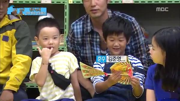 """""""Bố ơi mình đi đâu thế?"""" tập 38: Hoo """"bơ toàn tập"""" với Ji Ah 5"""