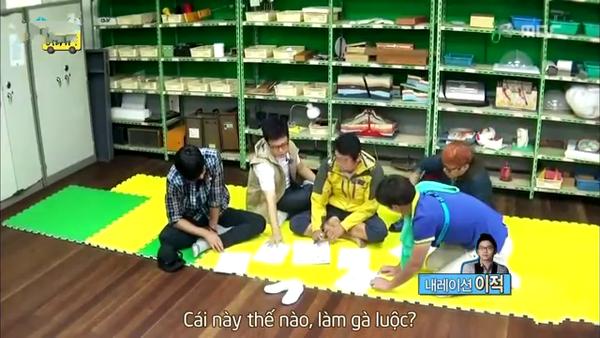 """""""Bố ơi mình đi đâu thế?"""" tập 38: Hoo """"bơ toàn tập"""" với Ji Ah 9"""
