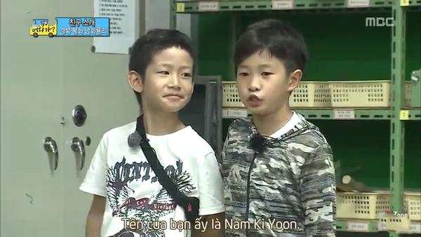 """""""Bố ơi mình đi đâu thế?"""" tập 38: Hoo """"bơ toàn tập"""" với Ji Ah 2"""