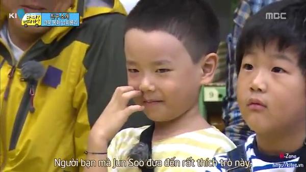 """""""Bố ơi mình đi đâu thế?"""" tập 38: Hoo """"bơ toàn tập"""" với Ji Ah 6"""