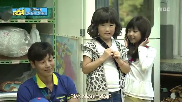 """""""Bố ơi mình đi đâu thế?"""" tập 38: Hoo """"bơ toàn tập"""" với Ji Ah 8"""