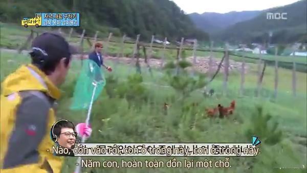 """""""Bố ơi mình đi đâu thế?"""" tập 38: Hoo """"bơ toàn tập"""" với Ji Ah 11"""