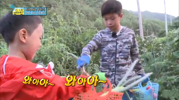 """""""Bố ơi mình đi đâu thế?"""" tập 38: Hoo """"bơ toàn tập"""" với Ji Ah 13"""