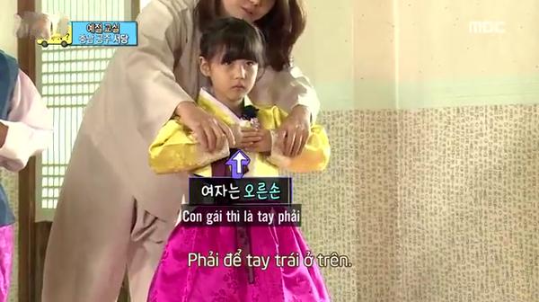 """""""Bố ơi mình đi đâu thế?"""" T45: Mẹ Ji Ah bị chê """"vụng"""" 7"""