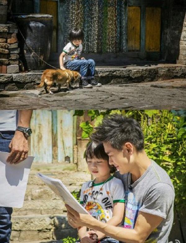 Những khoảnh khắc cực đáng yêu của con trai Lâm Chí Dĩnh 15
