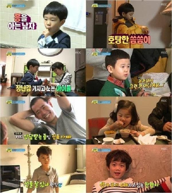 """Fan Hàn muốn loại thành viên mới khỏi show """"Bố ơi mình đi đâu thế?"""" 2"""