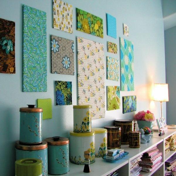 20 ý tưởng có tự trang trí tường nhà dễ thực hiện (P1) 7
