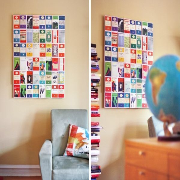 20 ý tưởng có tự trang trí tường nhà dễ thực hiện (P2)  2